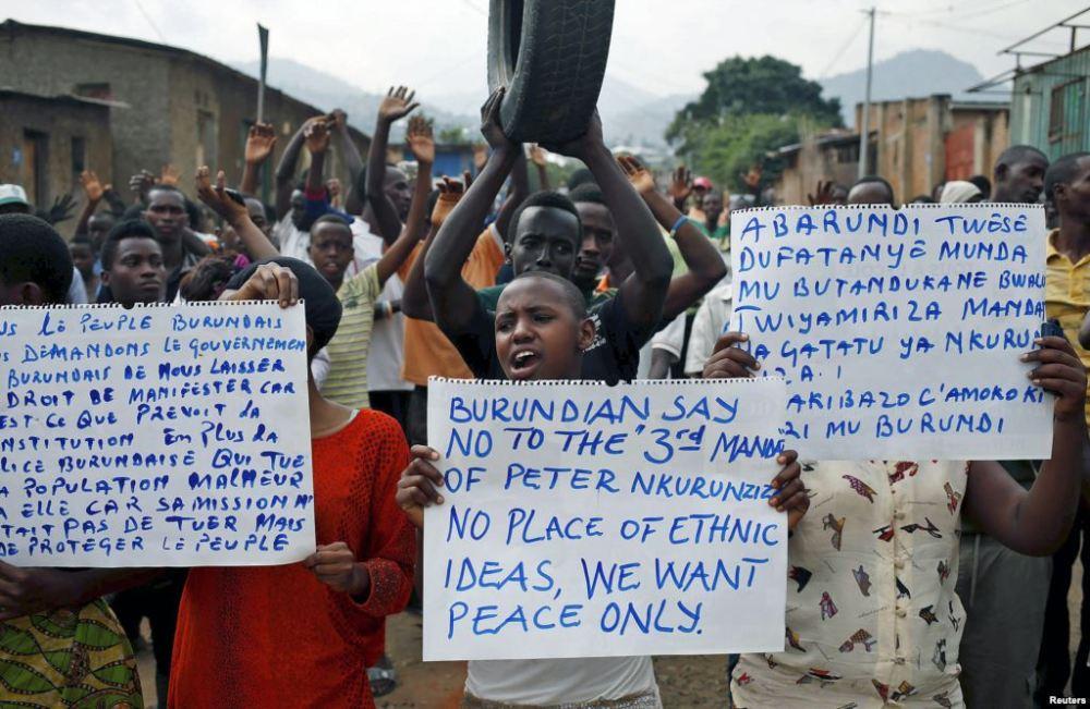 Burundi, l'ONU satisfait, rencontre facilitateur opposition