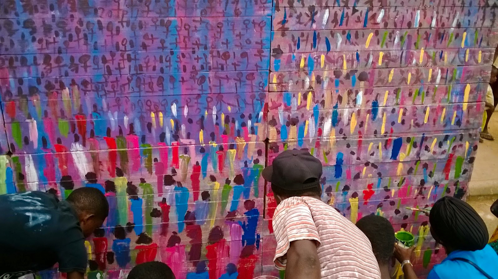 Chale Wote Festival à Accra