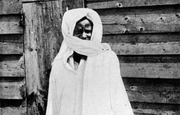 Cheikh Amadou Bamba
