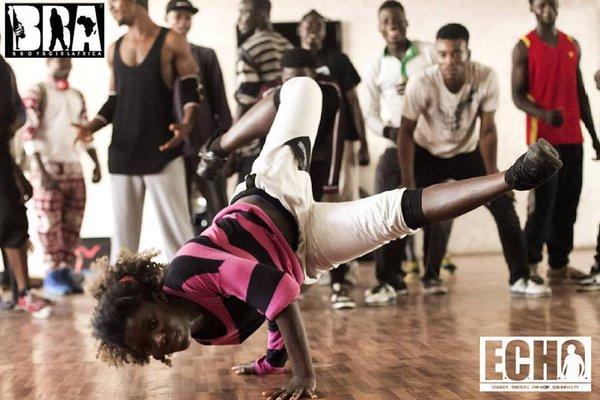 Bboy Bgirl Africa