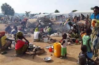REPORTAGE : Camp de MINAWAO, les nombreux réfugiés nigérians victimes de Boko Haram, face à un cruel dilemme…