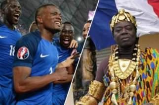 Hadj Mamba Junior, le prétendu marabout des Français à l'Euro