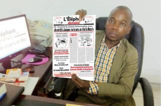 Côte d'Ivoire : Les locaux du journal satirique «L'Éléphant déchaîné» cambriolés