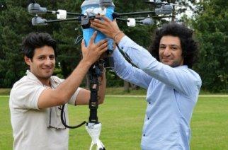 VIDÉO – Massoud Hassani, un néerlando-afghan, veut débarrasser le monde des mines antipersonnel grâce au drone qu'il a mis au point