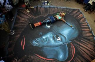 VIDÉO – Ghana : Le festival d'art de la rue «chale wote» bat son plein à Accra