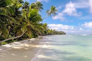 VIDÉO – Il participe à une tombola… Et gagne un hôtel sur un petit bout d'île paradisiaque