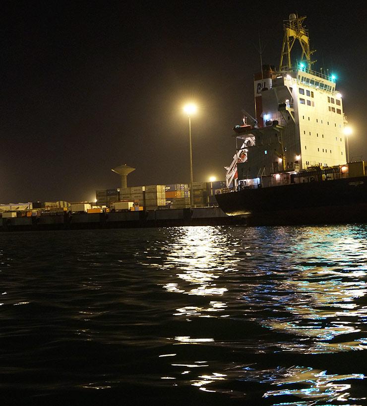 La mer comme facteur de développement