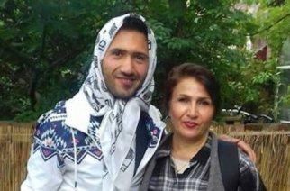 Un Iranien répond à l'invitation de la journaliste Masih Alinejad en portant le voile, accompagné d'une femme à la tête nue © Facebook - My Stealthy Freedom