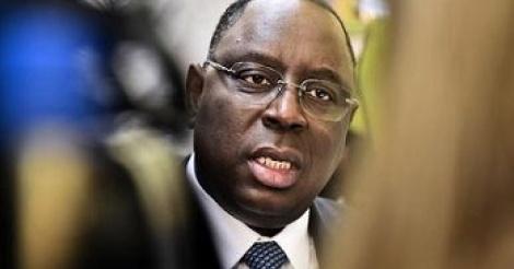 Macky Sall, Sénégal,violation,liberté d'expression