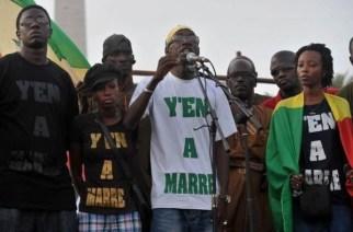 Y en a marre, Amnesty International Sénégal, la LSDH, la RADDHO à la Place de l'Obélisque, ce jeudi, pour soutenir les détenus de Reubeuss
