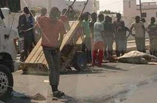 Malhem Thierry (Kaffrine) : Une collision entre un véhicule et une charrette fait 2 blessés graves…