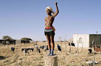 Namsa Leuba, « Zulukids », 2014, une série de la photographe sur la représentation de l'identité africaine.  © Courtesy of Art Twenty One