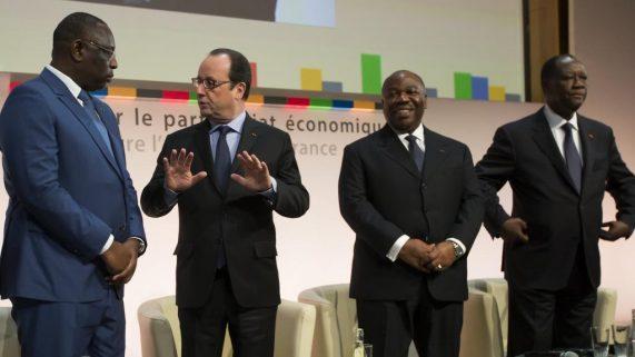 Vidéo Scandale, réserve de l'Afrique pillée