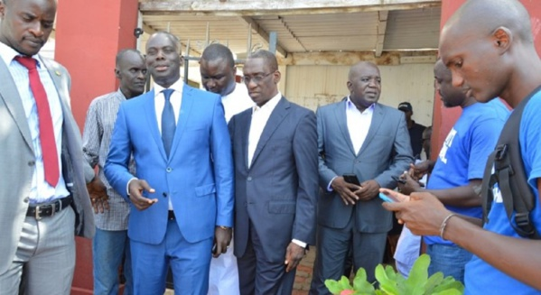 opposition senegal