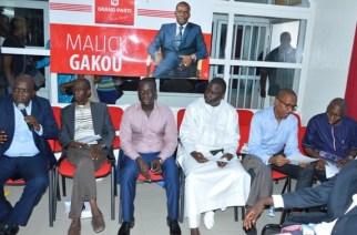 Marche le 9 mars prochain : Wattu veut défier Macky