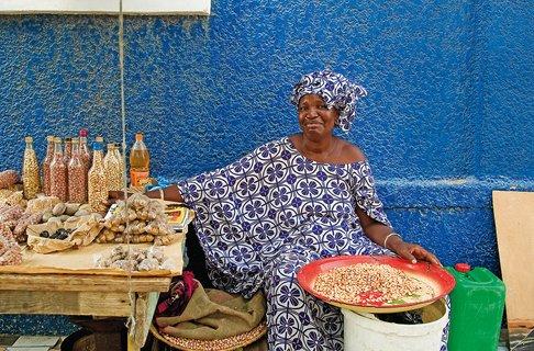 Balade culinaire Dakar
