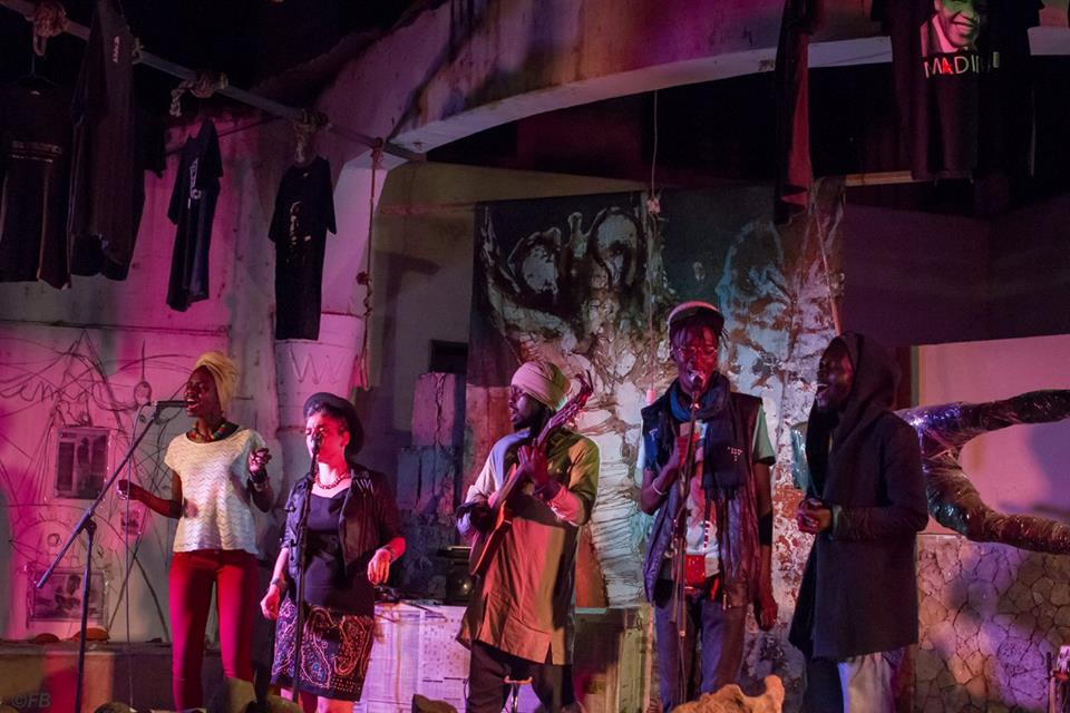 Laboratoire Agit-Art, Dakar, Issa Samb, Joe Ouakam