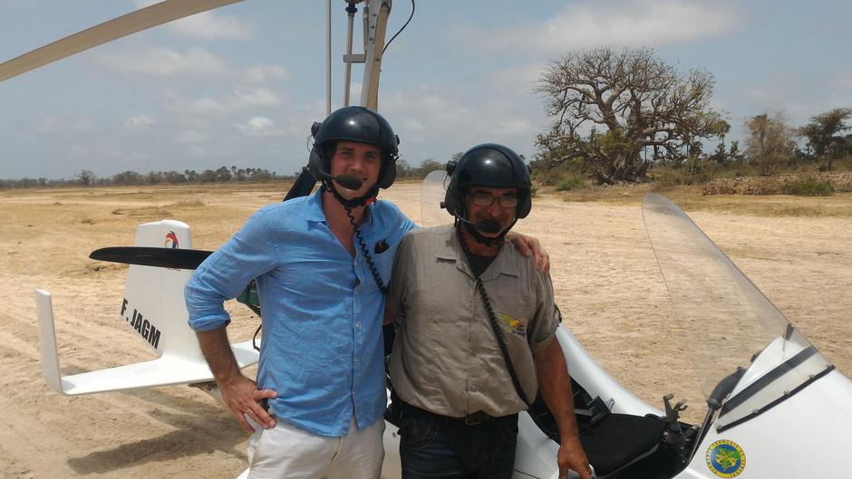 ECHAPPEES BELLES, le Sénégal en ULM