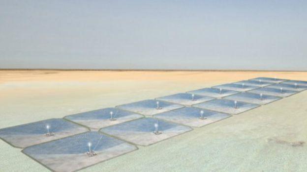 Quasiment 1 milliards d'Africains seront connectés au éeseau solaire en 2040