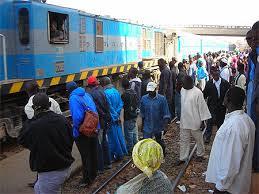 HORREUR A PIKINE GUINAW-RAILS SUD:Un malade mental découpé en morceaux par un train