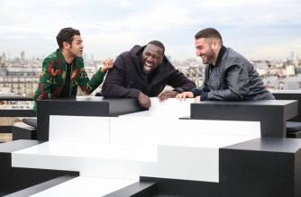 VIDÉO – Omar Sy et Jamel Debouzze reviennent sur leurs débuts, ambiance au Gros journal !