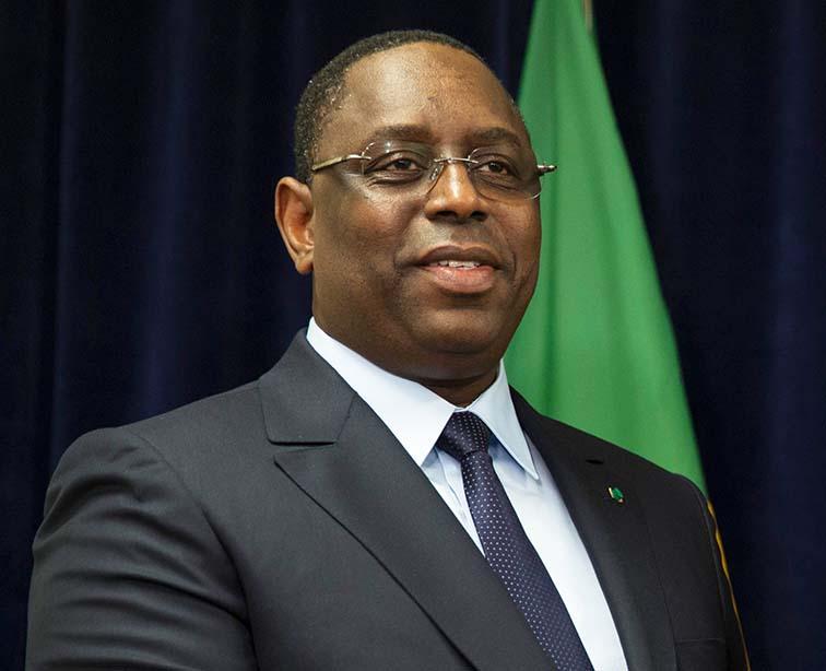 Macky Sall réaffirme à Adama Barrow sa volonté de travailler au renforcement de l'axe Dakar-Banjul
