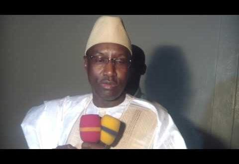 Mamadou mamour Diallo