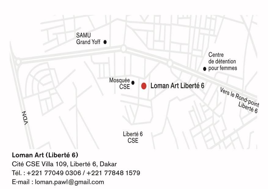 Plan, expo, Boubacar Touré mandémory, plan expo, Gallerie Loman