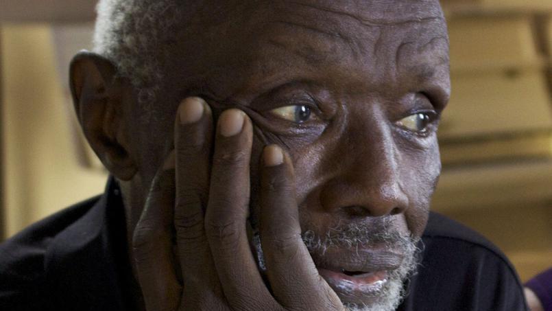 Un des derniers portraits d'Ousmane Sow, photo - Béatrice Soulé