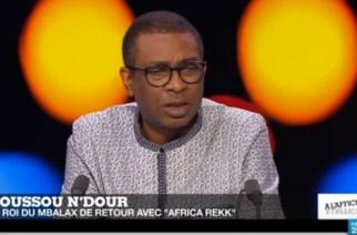'On est mieux que chez soi ! L'Europe n'est pas l'eldorado ', avertit Youssou N'dour