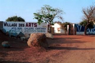 VILLAGE DES ARTS DE DAKAR, découverte des talents cachés