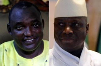 Réplique de Jammeh à Barrow: » Non, tu ne prêteras pas serment jeudi en territoire gambien»