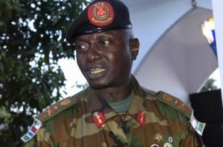 Gambie: la presse annonce le limogeage le chef d'état-major Ousman Badjie