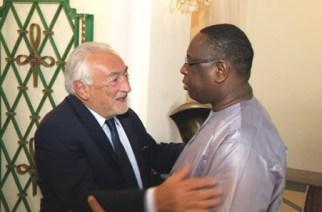 Macky «réhabilite» DSK: L'ancien patron du FMI devient consultant pour l'Etat du Sénégal