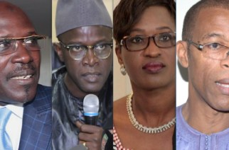 Installation des Comités électoraux de Dakar : Seydou Guèye, Malick Diop, Yaxam Mbaye, Zahra Iyane, Cheikh Lô et Alioune Ndoye choisis comme superviseurs.