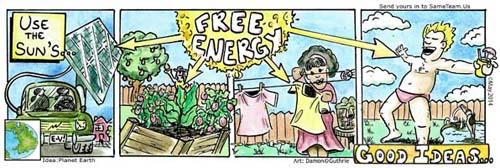 suns energy free