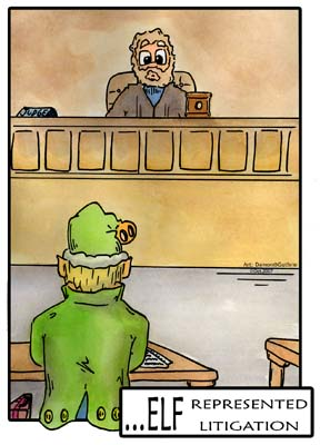 ELF represented Litigation