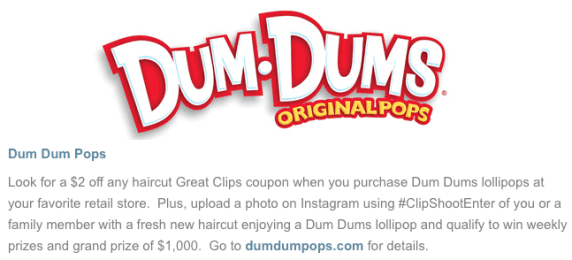 Clipped coupons for sale