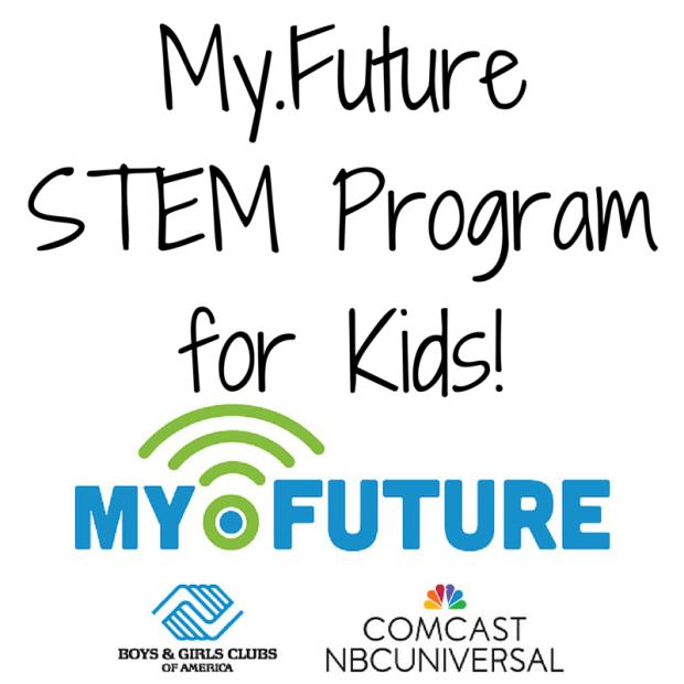 Boys & Girls Club My.Future STEM Program for Kids