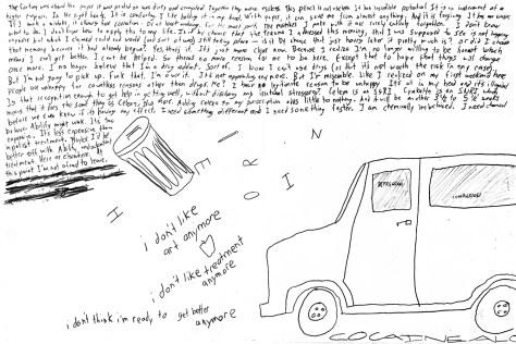 """Clarity."" 12/10/12. Pencil. 12x18""."