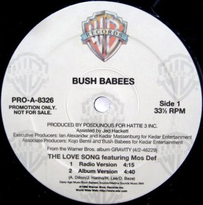 Da-Bush-Babees-feat-Mos-Def-The-Love-Song