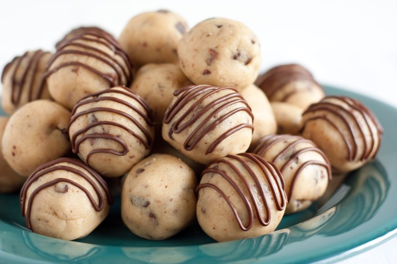 Large Of Cookie Dough Bites