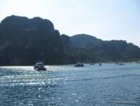 Boat to Koh Phi Phi 8
