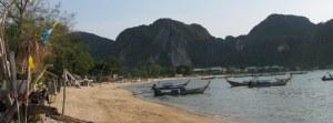 Koh Phi Phi Bamboo Hut