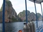 Scuba Diving Koh Phi Phi 1