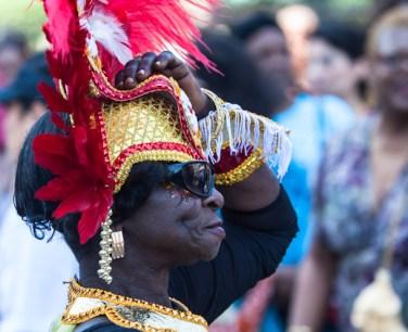 Carafiesta parade women