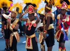 Carafiesta parade kids