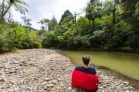 Wairua Lodge riverside relaxation