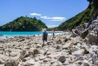 Walking to Taupo Point