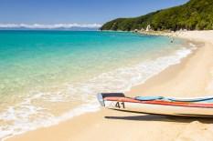 First impressions of Tonga Quarry Beach